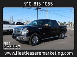 100 Used Ford F 150 Trucks 2014 SuperCrew XLT At Leet Lease Remarketing
