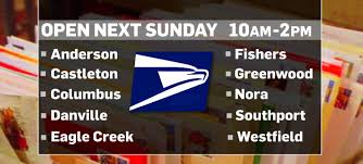 100 Usps Truck Tracker Post Offices Open Sunday As Shipping Deadlines For Christmas
