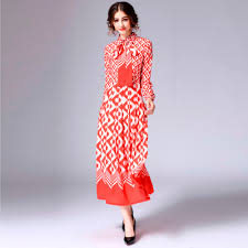 popular women red dots dress buy cheap women red dots dress lots