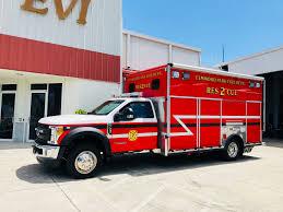 100 Rescue Truck Dive Response Emergency Service Vehicles Fire EVI