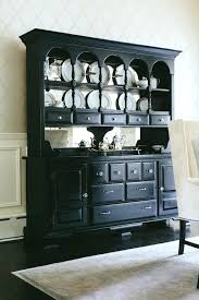 Dining Buffet And Hutch Black View Full Size Gorgeous Room