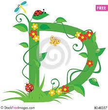 Letter D Free Stock & s