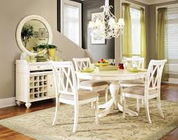 ortanique dining room set large round dining table seats 10 uk