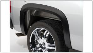 Bushwacker Street Style Fender Flares - 2007-2013 Chevy Silverado ... Lifted Chevrolet Silverado 1500 Alpine Luxury Edition Rocky Lund Intertional Bushwacker Products F 2014 W Zone 65quot Lift Kits On 20x10 Wheels Putco Stainless Steel Fender Trim 97296 1617 Bushwacker Cost To Install Oem Flares Ford F150 Forum Community Of 62018 Chevy Egr Painted 791574gan 1091907 Flat Style Matte Black Front And Rear Dodge For Trucks Jeeps Suvs Universal Custom Fit Flares Or Mud Flaps