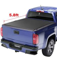 100 How To Make A Truck Bed Cover Mazoncom OEdRo Roll Up Nneau Compatible With
