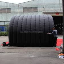 Airblown Halloween Inflatable Archway Tunnel by Sale Cheap Waterproof Black Inflatable Tunnel Tent Small
