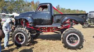 100 Mega Mud Truck Transforming A Beat Up Classic Into 100000