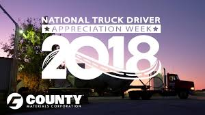 We Honor Our Organization's Professional Truck Drivers - YouTube Thoughts On 2017 Truck Driver Appreciation Week National Ats Game American Roadmaster Drivers School Kroger Recognizes Those Who Deliver The Goods During Opinion Taking Time For Transport Topics 2018 Vimeo Landstar Celebrating Eagle Logistical Ldown Mods 2014 Feature Interview