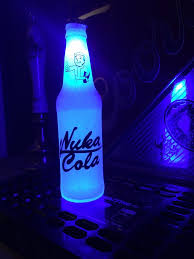 Nuka Cola Quantum Lamp Amazon by Fallout Nuka Cola Quantum 12 Oz Beer Bottle Light Led Bar Man Cave