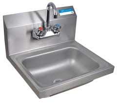 Mop Sink Faucet Cad by Wall Hung Hand Sink 1 7 8