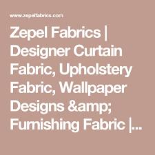 Heavy Curtain Fabric Crossword by Zepel Fabrics Designer Curtain Fabric Upholstery Fabric