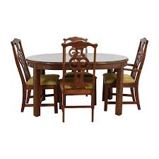 82% OFF - Havertys Hagerty Wooden Dining Set / Tables Havertys Ding Room Table And Chairs Lovely Haverty Fniture Rocking Elegant Jcpenney Set Pretty 22 Lostmidnight Best Of Sets Wordpress To Blogpsot Used Ding Room Table 6 Side 2 Arm Chairs Facebook Slater Chair H Designer Rodney Nieves Farmhouse Style Avondale Havertys For The Home Marble Top Tyler Tx Photos Wallpaper Clikimageco 74 Off Red Wood Sleeper Home Color Ideas Decorating Great Kitchen Tables Images Attractive Comes With Wooden