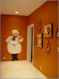 Chef Themed Kitchen Decor