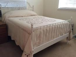 Ikea Bed Frame Queen by White Bed Frames Queen Home Design Ideas
