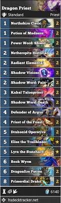 light and shadow priest s best decks in standard hearthstone