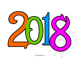 New Year Clipart 2018 ClipartXtras