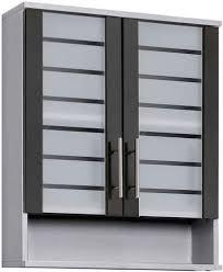 schildmeyer hängeschrank nikosia breite 60 cm mit glastüren hochwertige mdf fronten metallgriffe