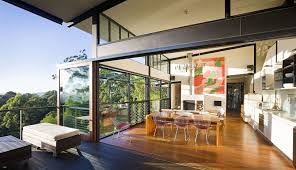 100 Bark Architects Maleny House QLD Kennedys Timbers