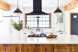 Rustic Modern Kitchen Ideas Rustic Modern Kitchen Cabinets Maison De Pax