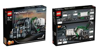 LEGO Hauls In New Technic Mack Anthem Truck W/ Working Steering ... 1 X Lego Brick Set For Technic Model Traffic 8285 Tow Truck Model Arctic End 132016 503 Pm 8052 Container Speed Build Review Youtube Lego Stunt 42059 Iwoot 42041 Race Rebrickable With Lls Slai Ir Tractor Amazoncom Pickup 9395 Toys Games The Car Blog Service Buy Online In South Africa Takealotcom Roadwork Crew 42060
