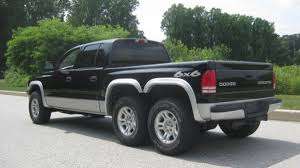 100 6x6 Truck Conversion Custom Dodge Dakota Is Hard To Explain