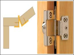 Non Mortise Cabinet Door Hinges by Installing Self Closing Cabinet Door Hinges Cabinet Home