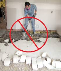 Removing Asbestos Floor Tiles Illinois by Vinyl Flooring Removal 100 Images Agility Building