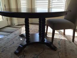 Beautiful Harvest House Trade Winds Jacobean Dining Room Table City Of Toronto GTA Image 1