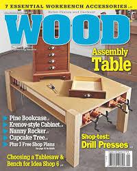 wood magazine back issues