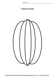Index Of Coloring Pages Simple Nature