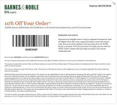 Barnes & Noble Coupon & Promo Code Finder