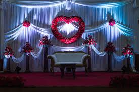 Valentine Theme Stage Decor