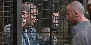 Prison Break Revival Wentworth Miller As Michael Scofield Dominic Purcell Lincoln Burrows
