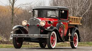 1931 Ford Model A Fire Truck | F201 | Kissimmee 2016