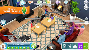 Sims Freeplay Second Floor by The Sims Freeplay Aso Report And App Store Data Apptweak