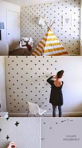 Diy Wall Decor For Bedroom With Fine Awesome And Easy Decorating Picture