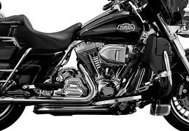 Vance And Hines Dresser Duals by Amazon Com Kuryakyn 513 Crusher True Dual Head Pipe Automotive