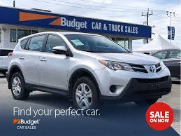 Used 2015 Toyota RAV4 All Wheel Drive, Bluetooth, Reliable, Low Kms ...