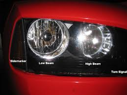charger headlight bulbs replacement guide 002