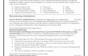 Human Resource Manager Resume Examples Sample Human Resources ...