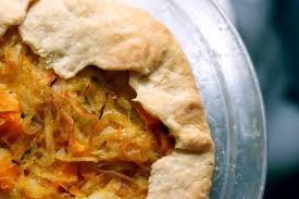 Butternut Squash And Caramelized Onion Galette Smitten Kitchen