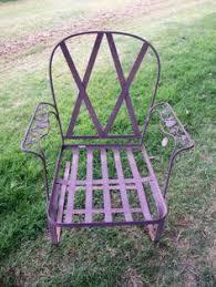 Vintage Wrought Iron Patio Furniture Woodard by Woodard Chantilly Vintage Wrought Iron Patio Furniture Pinterest