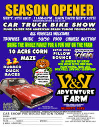 Halloween Attractions In Nj by V U0026 V Adventure Farm