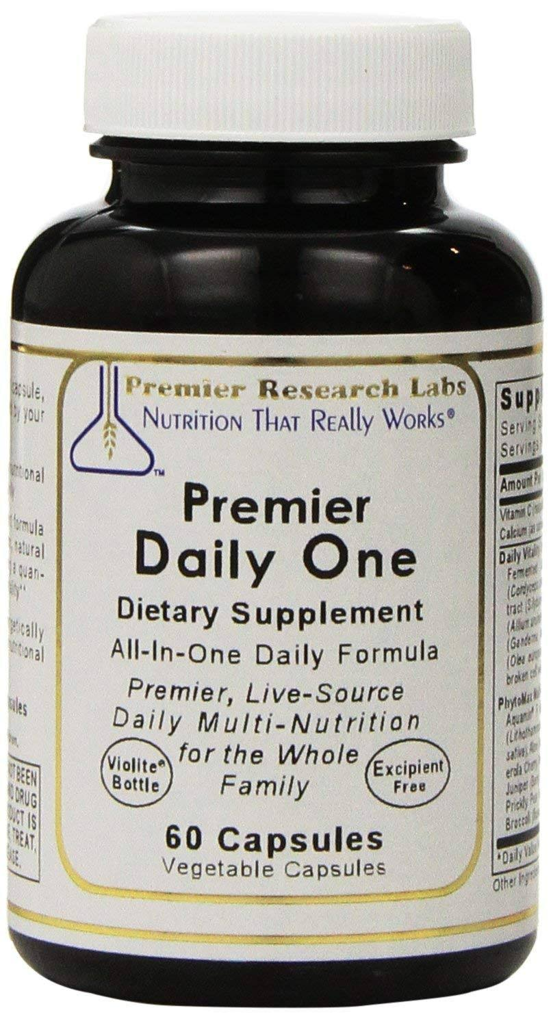 Premier Research Labs Daily One 60 Capsules