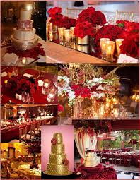 Best 25 Red Gold Weddings Ideas On Pinterest