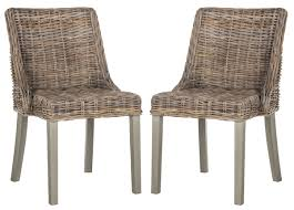 SEA7005A-SET2 Dining Chairs - Furniture By Safavieh Cantik Gray Wicker Ding Chair Pier 1 Rattan Chairs For Trendy People Darbylanefniturecom Harrington Outdoor Neptune Living From Breeze Fniture Uk Corliving Set Of 4 Walmartcom Orient Express 2 Loom Sand Rope Vintage Weng With Seats By Martin Visser For T Amazoncom Christopher Knight Home 295968 Clementine Maya Grey Wash With Cushion Simply Oak Practical And Beautiful Unique Cane Ding Chairs Garden Armchair Patio Metal