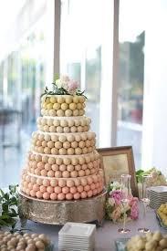 Yellow Cake Pop Wedding