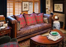 Brown Leather Sofa Decorating Living Room Ideas by Decorating With Leather Furniture 3 Tips You U0027ve Gotta Know Nell