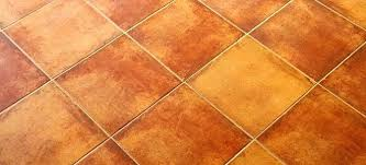 Saltillo Floor Tile Home Depot by Contemporary Kitchen With Terracotta Tile Floors Terra Cotta