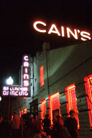 Cain's Ballroom - Tulsa, OK I Dig The Neons Around The Windows. It ...